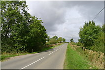 SK9018 : The Drift/Fosse Lane; north-east of Thistleton by Tim Heaton