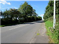 ST0880 : West along Llantrisant Road south of Creigiau by Jaggery