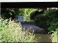 SK1034 : A50 crossing the River Tean by Ian Calderwood