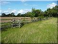 TL1233 : Footpath gate, Shillington by Humphrey Bolton