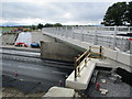 SE2299 : New  bridge  on  Catterick  Road  over  A1 by Martin Dawes