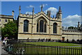 SP5106 : The Codrington Library, All Souls College by N Chadwick