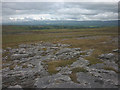 NY6610 : Clints and grikes on Asby Scar by Karl and Ali