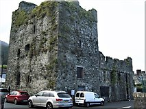 J1811 : Taaffe's Castle. Carlingford by Eric Jones