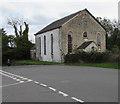 ST1081 : Grade II listed former Penuel Chapel, Pentyrch by Jaggery