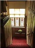SP1971 : Stairs, Baddesley Clinton House by Derek Harper