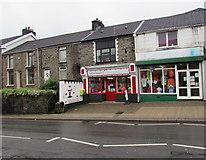 SS9992 : Welsh Hearts shop, De Winton Street, Tonypandy by Jaggery