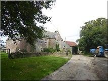 SS5400 : Norleigh Barton farmhouse by David Smith