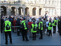 NT2573 : Police Scotland Young Volunteers at Edinburgh Riding of the Marches by David Hawgood