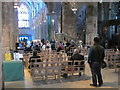 NT2573 : Music rehearsal in St. Giles Cathedral, Edinburgh by David Hawgood