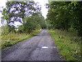 SJ8100 : Estate Road by Gordon Griffiths
