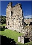 SE7365 : Wall at Kirkham Priory by Paul Harrop