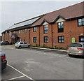 SJ7154 : Premier Inn Crewe Central, Weston Road, Crewe by Jaggery