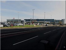 NZ1871 : Newcastle Airport by Graham Robson