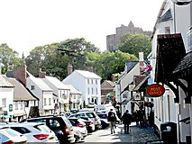 SS9843 : West Street Dunster by Sarah Smith