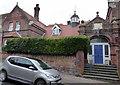 TV5999 : Manor Hall, Borough Lane, Eastbourne by PAUL FARMER