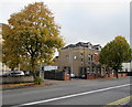 ST3188 : Autumn colours near Chorley House Hotel, Newport by Jaggery