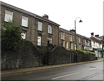 SS9992 : West side of De Winton Street, Tonypandy by Jaggery