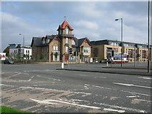 NT1874 : Barnton Junction, Edinburgh by G Laird