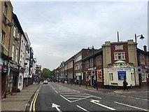 TQ7668 : High Street, Gillingham by Chris Whippet