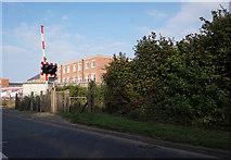 TF3243 : Spalding Road, Boston by Ian S