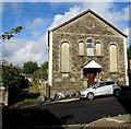 ST0092 : Former Carmel English Baptist Chapel, Victoria Street, Trealaw  by Jaggery