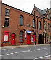 SD5805 : Former Christian Meeting House, Rodney Street, Wigan by Jaggery