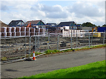 NS4865 : New housing development at Shortroods by Thomas Nugent