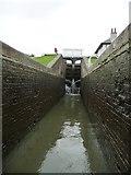 SP6989 : Lock 9, Foxton by Christine Johnstone
