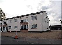 TL2243 : Offices at Millow Lodge Farm by David Howard