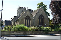 SP5106 : Church of St Giles by N Chadwick