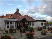 SK8354 : The Inn on the Green by Bob Harvey