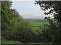 TQ1810 : The Adur valley seen from Bramber Castle by John Sutton