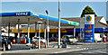 J4974 : Topaz petrol station, Newtownards (September 2017) by Albert Bridge
