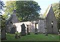 NJ4724 : St Mary's kirk, Auchindoir by Bill Harrison
