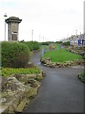 SD3037 : Jubilee Gardens, North Shore, Blackpool by G Laird