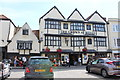 ST5545 : The Crown at Wells. by Chris' Buet