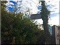 NZ3149 : Weardale Way Signpost by Gary Fellows