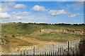 SP9427 : Nine Acre Quarry by Chris Allen