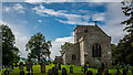 NY4826 : St.Michael's, Barton by Peter Moore