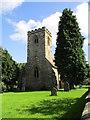 SE4366 : St  Mary's  Parish  Church  Myton  -  on  -  Swale by Martin Dawes
