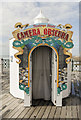 TQ8109 : Camera Obscura, Hastings Pier by Julian P Guffogg