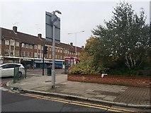 TQ2688 : Kingsley Way at the junction of Lyttelton Road by David Howard