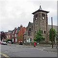 SK5837 : West Bridgford Methodist Church, Musters Road by John Sutton