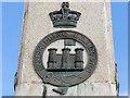 H2344 : Dragoons Badge, Enniskillen Boer War Memorial by David Dixon