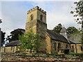 SE4381 : St  Oswald  Sowerby  Parish  Church by Martin Dawes