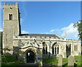 SK8381 : Church of St Margaret, Marton by Alan Murray-Rust