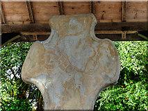C4645 : St Patrick's Cross, Carndonough by David Dixon