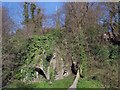 SN5001 : Raby's Furnace at Furnace, Llanelli by Nigel Davies