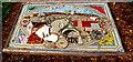 ST1082 : Millennium Mosaic, Pentyrch by Jaggery
